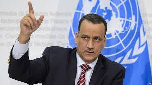 الحكومة اليمنية تحتج رسمياً على لقاءات ولد الشيخ بصنعاء مع شخصيات انقلابية