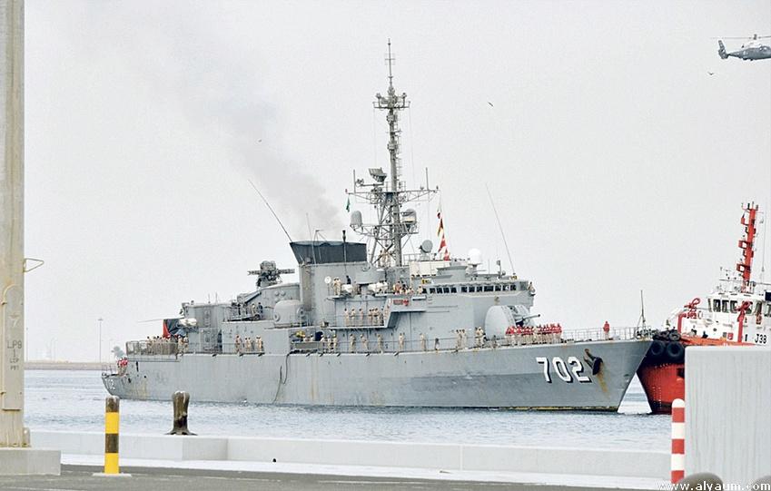 وصول سفن حربية إيرانية إلى قاعدة روسية في بحر قزوين