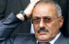 صالح يدعو السعودية للتدخل لوقف الحرب في اليمن