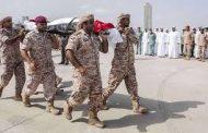 استشهاد احد جنود قيادة الجيش الاماراتي في اليمن