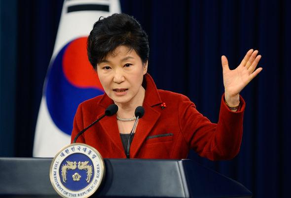 المحكمة الدستورية تعزل باك جون هاي رئيسة دوله كوريا الجنوبيه