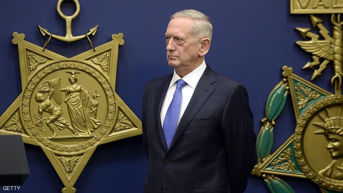وزير الدفاع الأميركي: تصرفات كوريا الشمالية طائشة
