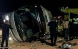 حادث مروري لمعتمرين أردنيين يودي بحياة 4 نساء