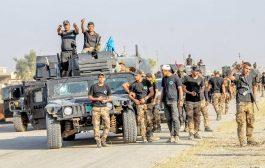 انتصارالجيش باستعادة أحياء جديدة بالشطر الغربي للموصل