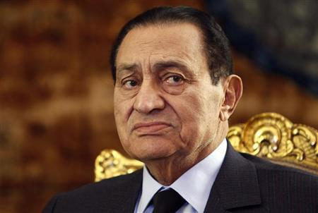 عوده رئيس مصر الأسبق  إلى منزله خلال ساعات