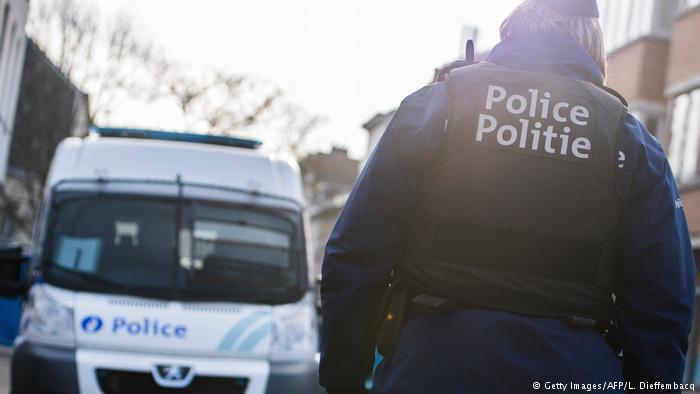 اعتقال فرنسي حاول اقتحام الحشدبسيارته  في بلجيكا