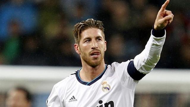 راموس ينقذ ريال مدريد في الدقائق الأخيرة....سجل هدف الفوز في الدقيقة 81 .. وأعاد فريقه إلى الصدارة