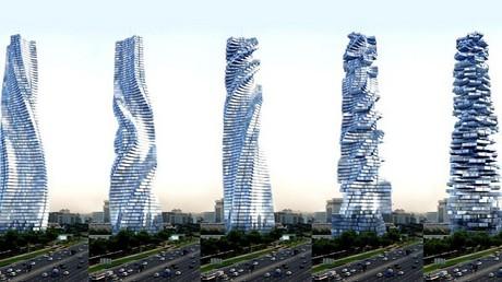 الإمارات..... أول ناطحة سحاب بالطباعة ثلاثية الأبعاد