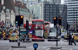 إطلاق نار خارج مبنى البرلمان في البريطاني