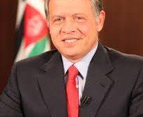 العاهل الأردني يناقش