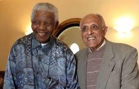 رحيل رفيق مانديلا في الكفاح