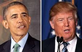 صلح ونفي اتهامات ترامب لأوباما.. وتحقيق بـ