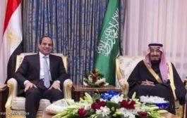العاهل السعودي يبحث مع السيسي العلاقات الثنائية