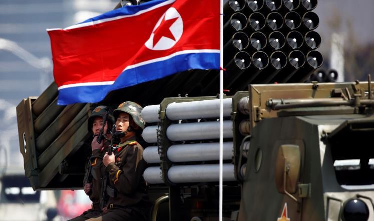 كوريا الشمالية تدعو أميركا للكف عن الهستيريا العسكرية