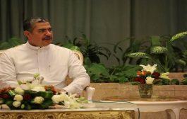 حقيقة اقالة المستشار لرئيس الجمهورية اليمنية خالد بحاح