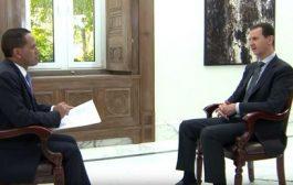 الأسد لصحفي فنزويلي: