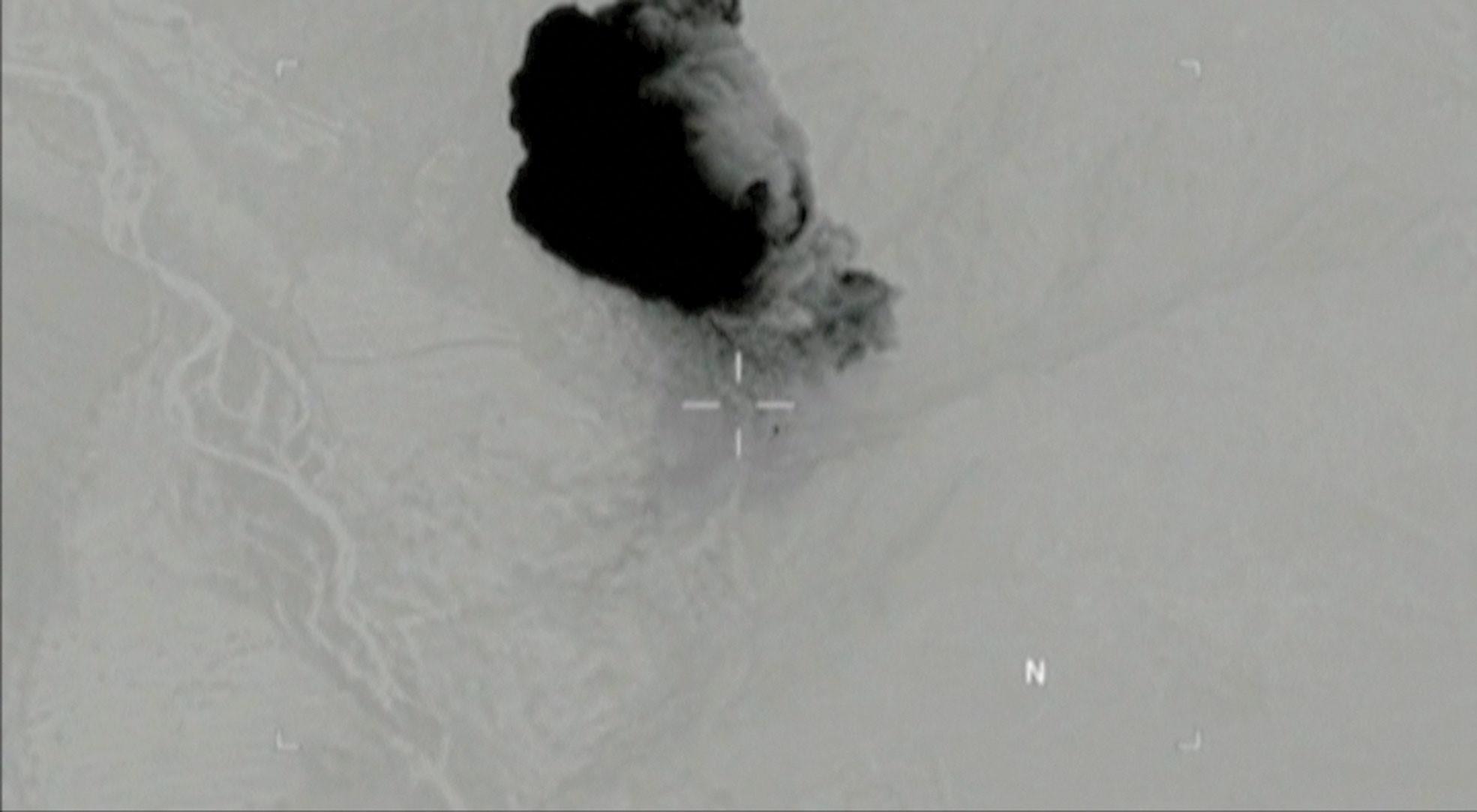 أم القنابل.. صور جوية جديدة وشهادات مرعبة من الأرض
