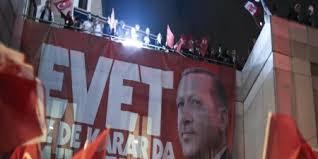 يلدرم: الطعن بالاستفتاء حق والمظاهرات مرفوضة