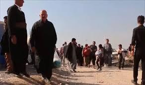 نداءات استغاثة بالموصل والقصف يفاقم وفيات الجوع