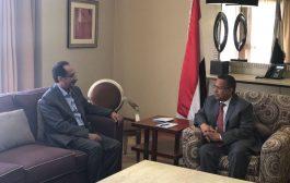رئيس الوزراء يشيد بجهود سفارة بلادنا والبعثة الدبلوماسية لدى المغرب
