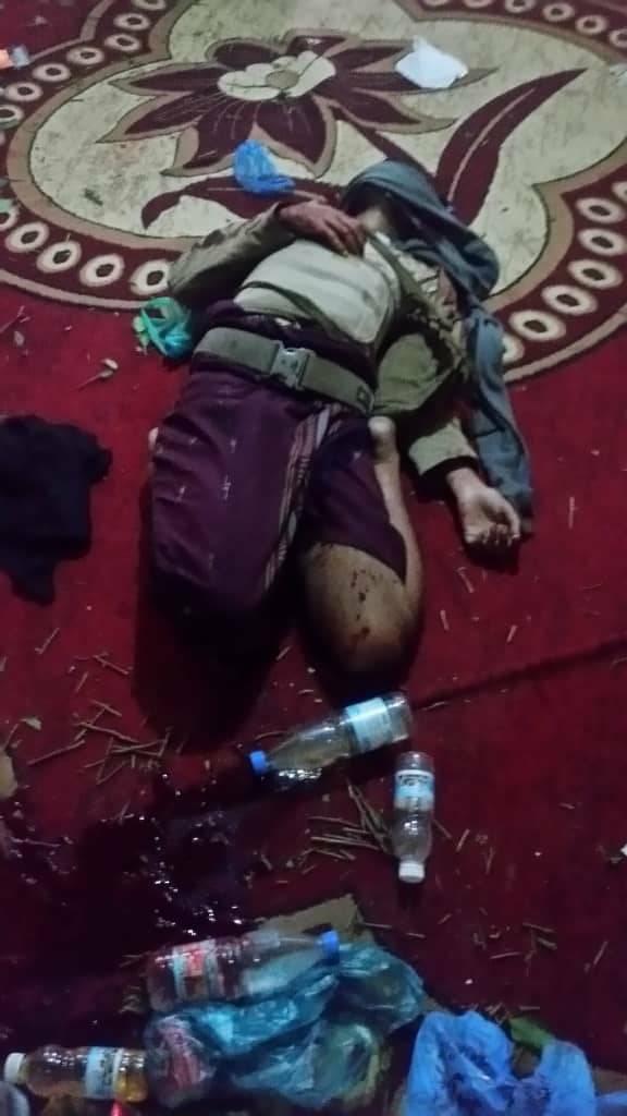 قتيل في مقر الشرطة الشرطة العسكرية