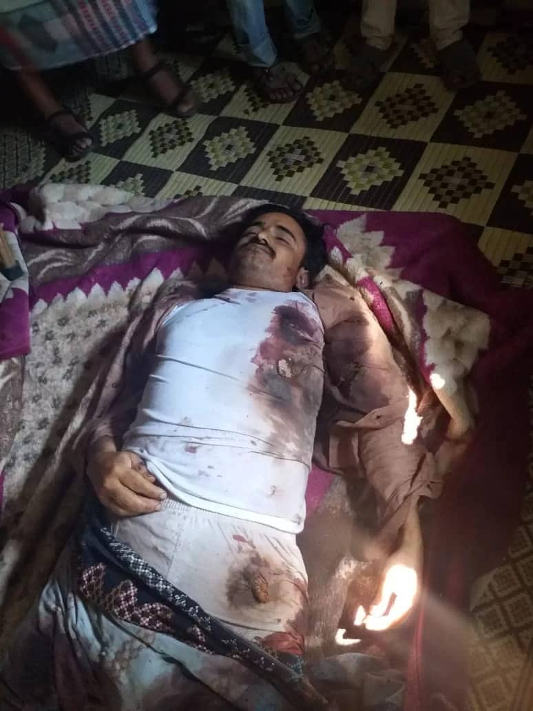 مقتل مواطن في شرعب السلام بمحافظة تعز على يد مسلحين حوثيين