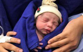 لأول مرة طفلة ولدت في البرازيل بعد عملية نقل رحم من متبرعة متوفية