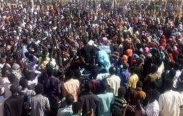 السودان تصعيد باتجاه القصر الرئاسي