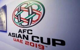 كأس آسيا 2019  11 منتخباً عربياً لأول مرة في تاريخ البطولة من ضمنها اليمن في أول مشاركة لها