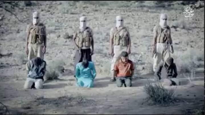 اسرة أحد الشباب الذين اعدمهم تنظيم القاعدة بالبيضاء تحمل الشرعية كامل المسؤولية