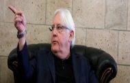 مارتن غريفيث يغادر اليوم صنعاء