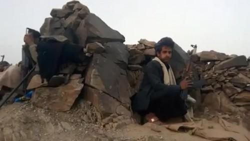 استمرار المعارك إثر هجمات حوثية على مناطق حجور