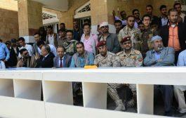نائب رئيس جامعة تعز يشكر العميد الحمادي على تفاعله مع قضية طلاب الجامعة