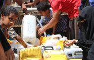 استمرار معاناة سكان تعز من ازمة المياه
