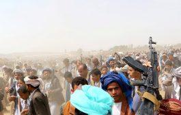 قيادي حوثي يتوعد التحالف العربي ب