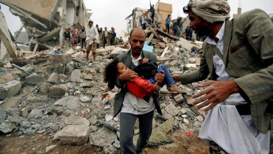 """""""العفو الدولية"""" تتهم جميع أطراف النزاع في اليمن بارتكاب جرائم مروعة بحق المدنيين"""