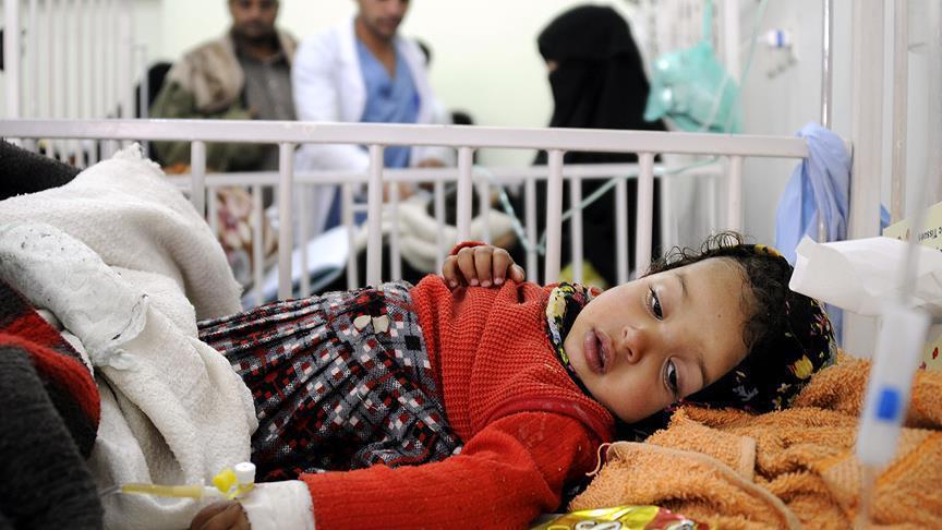 تعز : تدشين حملة طبية لعلاج ومكافحة مرض الكوليرا