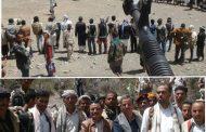 لقاء موسع بجبهة حمك بالضالع لأبناء المناطق الوسطى أكدوا فيه وقوفهم إلى جانب الجيش الوطني