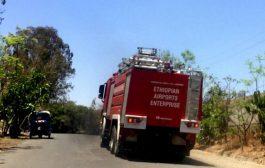 مقتل 157 شخصا في سقوط طائرة ركاب إثيوبية متجهة إلى نيروبي