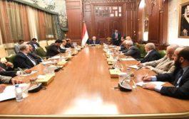 اضطرابات في هرم الحكومة الشرعية ومعلومات عن تعديلات وزارية جديدة