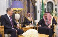 روسيا والسعودية تبحثان مستجدات إقليمية بما فيها الأزمة اليمنية.