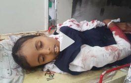 مقتل وجرح خمس طالبات بسقوط قذيفة حوثية بالقرب من مدرسة في تعز