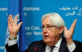 عاجل: بيان للمبعوث الأممي يأسف لسقوط ضحايا مدنيين بصنعاء