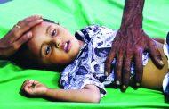 منظمة دولية تحذر من عودة تفشي مرض الكوليرا باليمن