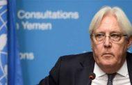 غريفيث يأمل استئناف العملية السياسية بناء على زخم اتفاق الرياض