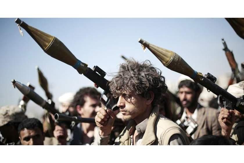 اشتباكات بين مسلحين حوثيين في مفرق شرعب غرب تعز