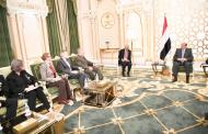 هادي يؤكد عمق العلاقة بين اليمن والولايات المتحدة الامريكية