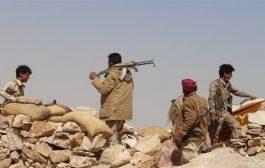 مقتل 9 عناصر من ميليشيا الحوثي غربي تعز