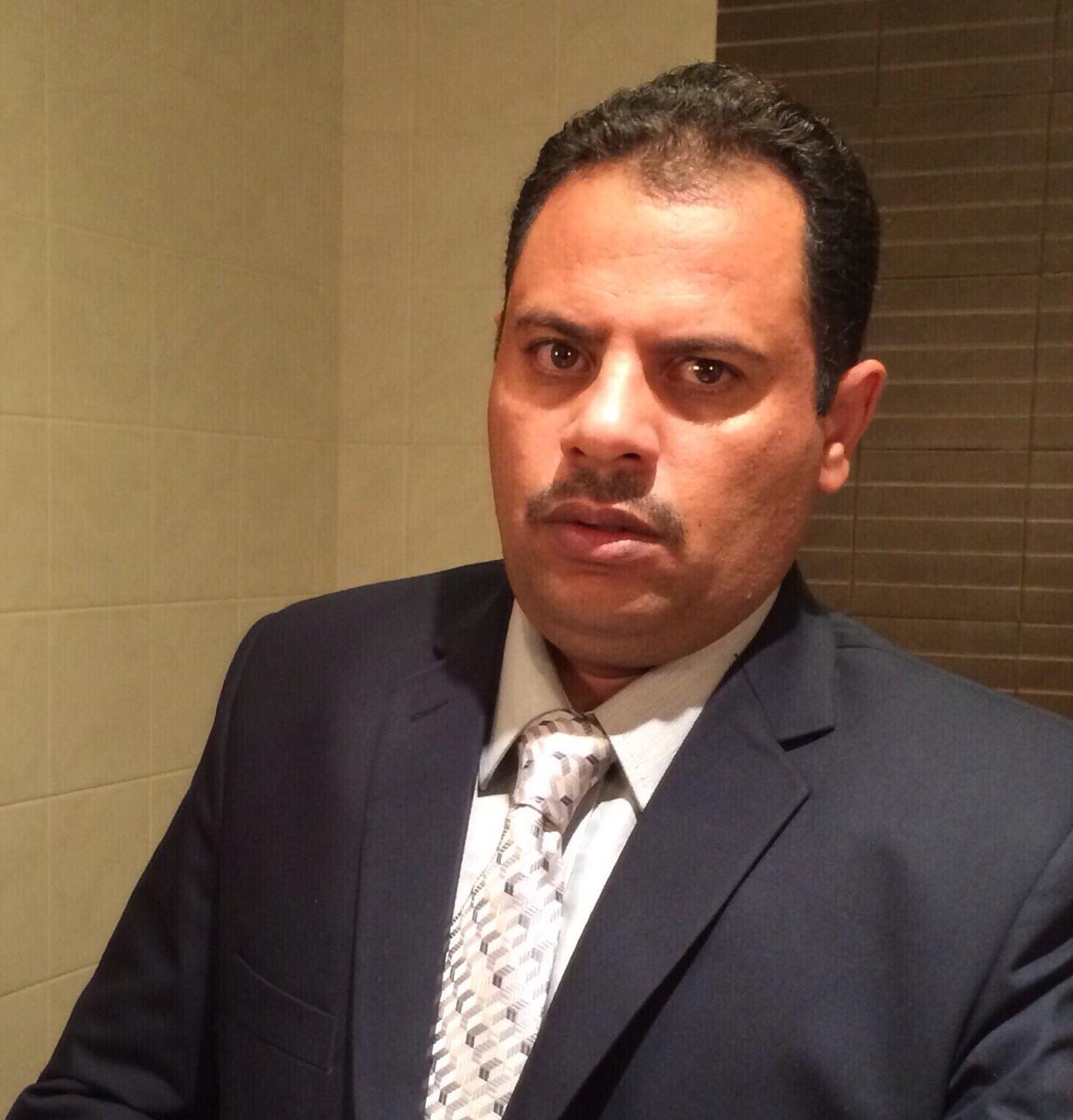 عضو اللجنة التحضيرية للتحالف السياسي للأحزاب والمكونات السياسية اليمنية لـ «26سبتمبر»:   نحن أمام معركة مصيرية يكون لنا فيها وطن أو لا يكون