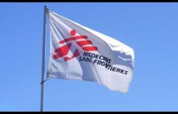 أطباء بلا حدود تفتتح مركزاً لعلاج وباء الكوليرا بتعز
